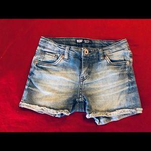 Kids Levi shorts